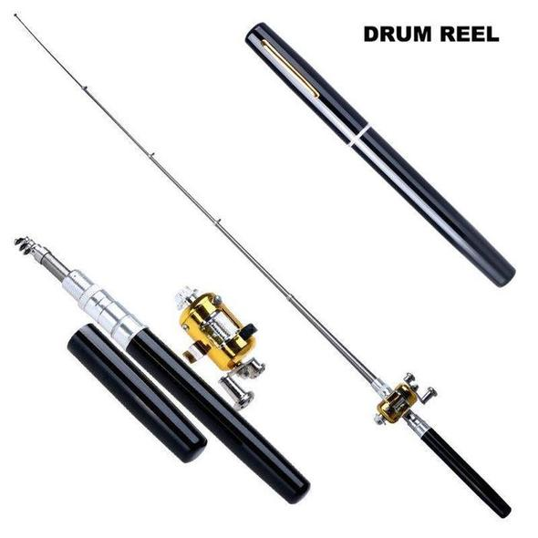 50%OFF ONLY TODAY — Yohi™ Pocket Size Fishing Rod