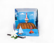 Load image into Gallery viewer, Lighthouse Rum Cakes 16oz - Case of 8