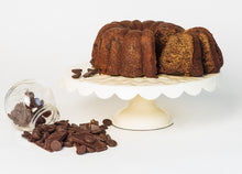 Load image into Gallery viewer, 33 oz Rum Brownie Rum Cake