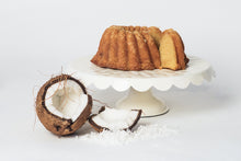 Load image into Gallery viewer, 16 oz Coconut Rum Cake