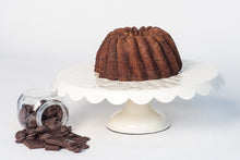 Load image into Gallery viewer, 16 oz Rum Brownie Rum Cake