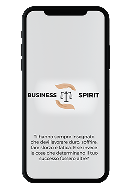 Business e Spirits - VideoCorso