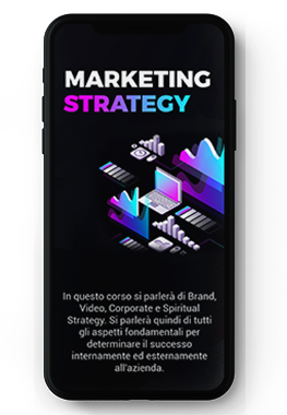 Marketing Strategy - VideoCorso