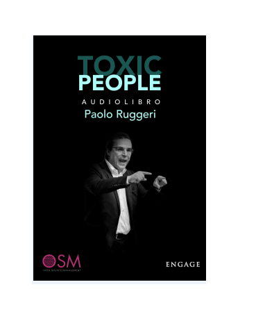 Toxic People - Audiolibro [CD]