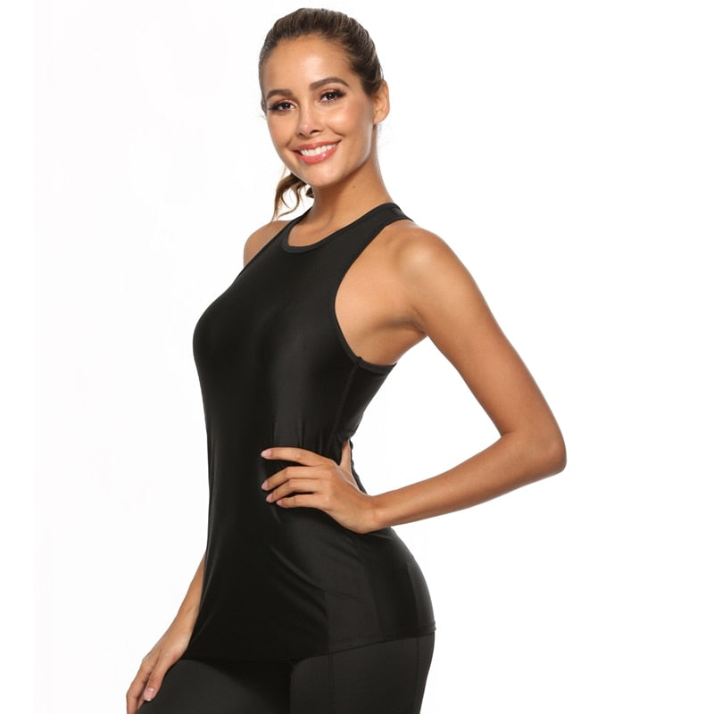 Sleveless Activewear