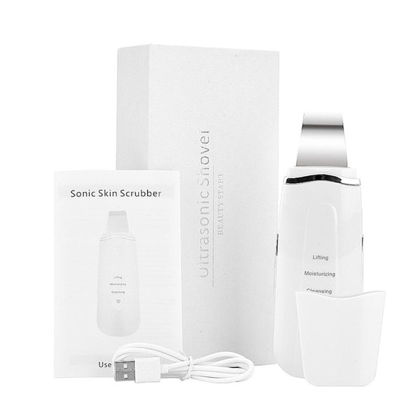 Ultrasound Home Facial Cleanser