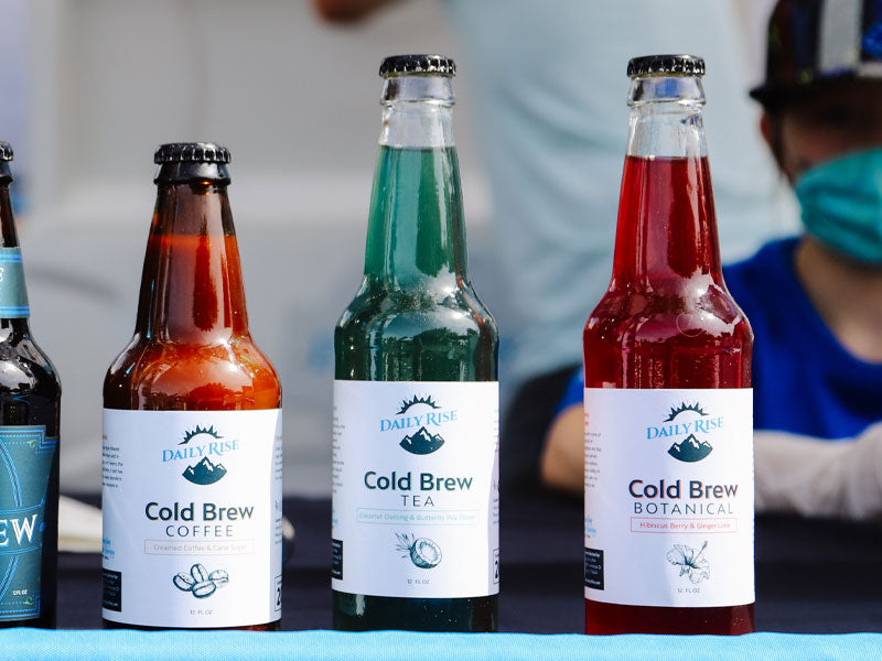 3 New Products Released at Ogden Farmer's Market 2020