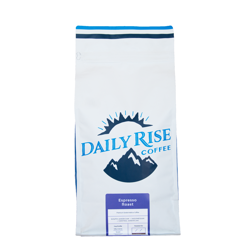 Espresso Roast - 5 lb. – Daily Rise Coffee
