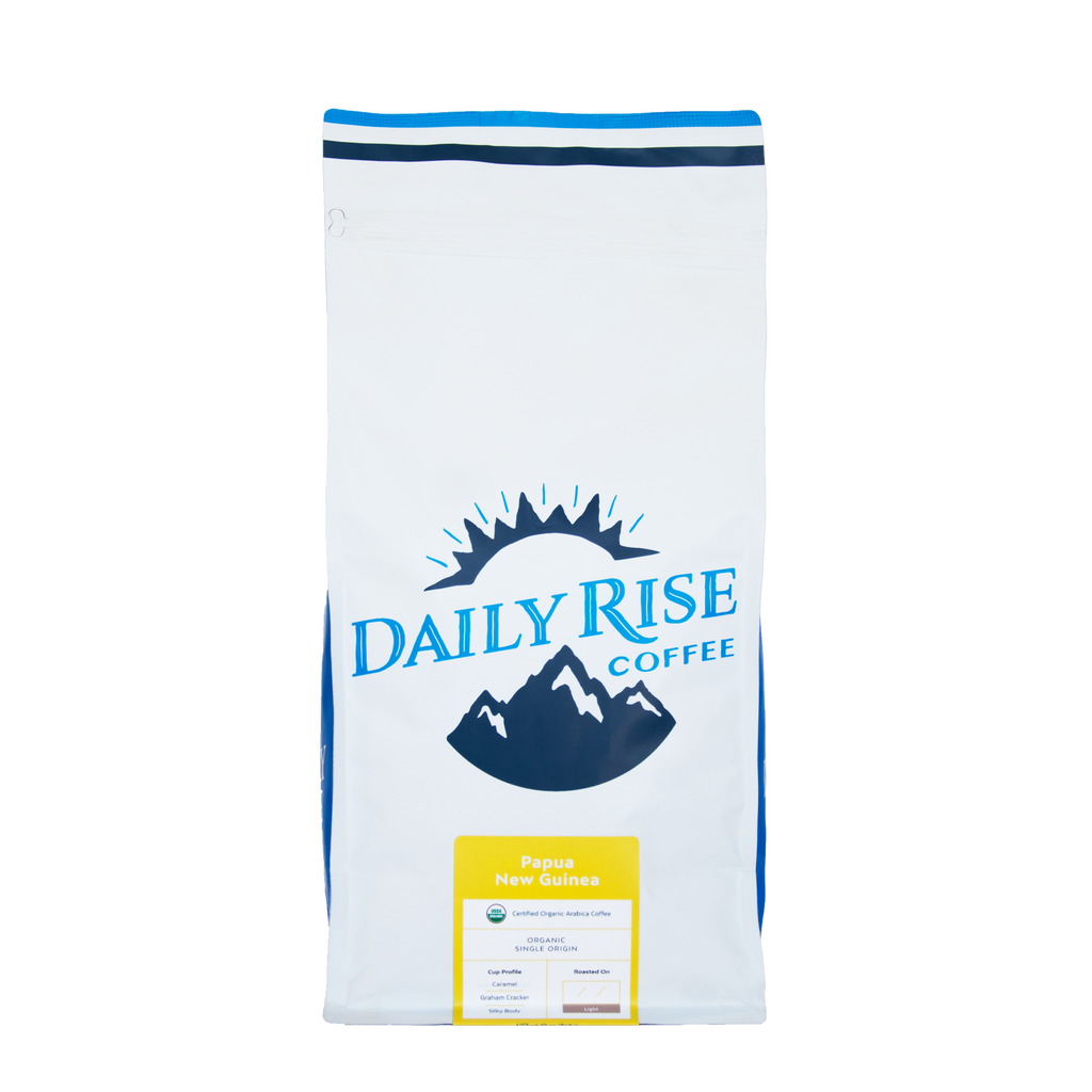 Papua New Guinea – Single Origin - 5 lb. – Daily Rise Coffee