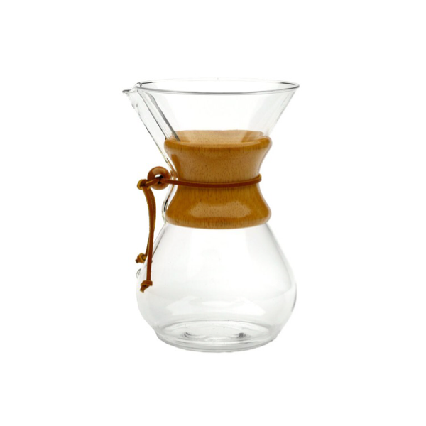 Chemex Wood Neck Coffee Brewer