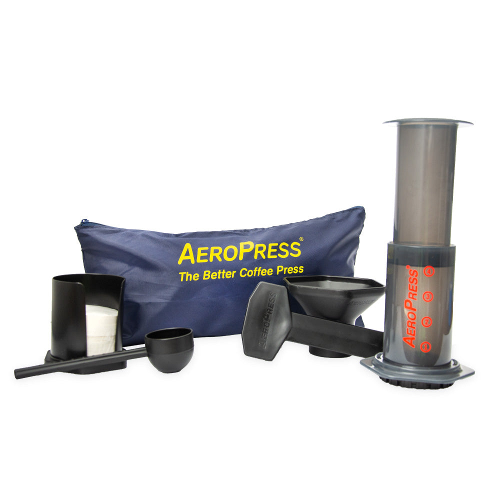 AeroPress With Tote Bag  | Daily Rise Coffee