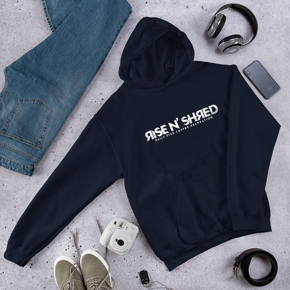 Official Rise N' Shred Team Hoodie