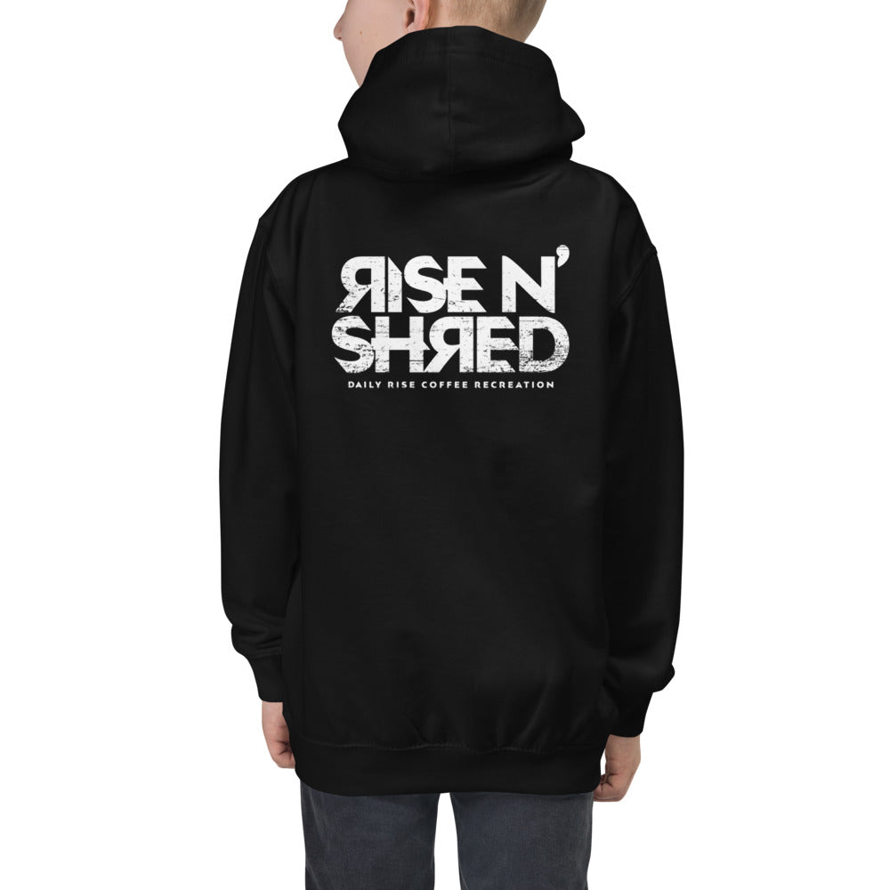 Official Rise N' Shred Team Hoodie - Youth Sizes