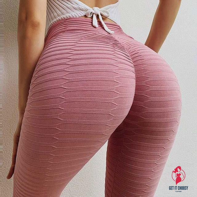 Push Up Women Sexy Yoga Pants Gym Leggings High Waist Sports Pants Workout Running Leggins Fitness Leggings Mujer Yoga Leggings by Getitchoosy