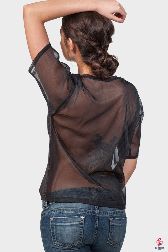 SEXY Back top by Getitchoosy
