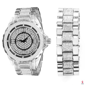 Ultra Bling Watch by Getitchoosy