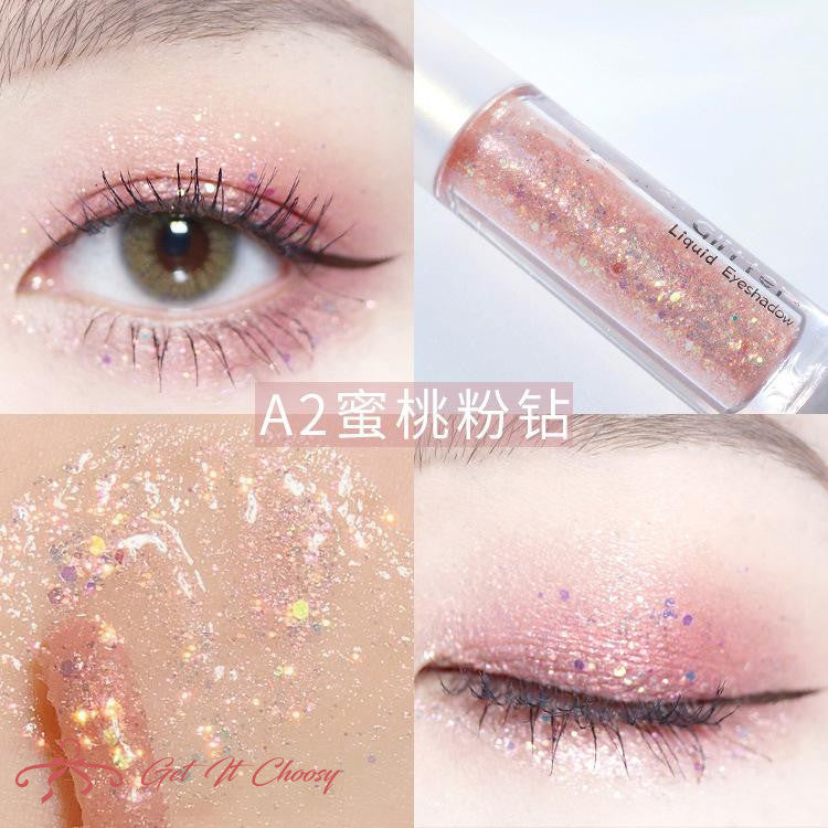 Bueqcy Starry Liquid Eye Shadow by Getitchoosy