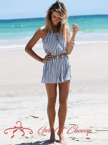New Striped Cover Ups by Getitchoosy