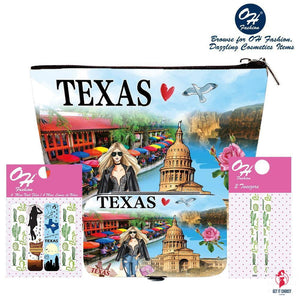 OH Fashion Beauty Set Ranger of Texas by Getitchoosy