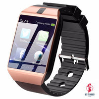 Bluetooth Watch DZ09 TF SIM Camera IOS by Getitchoosy