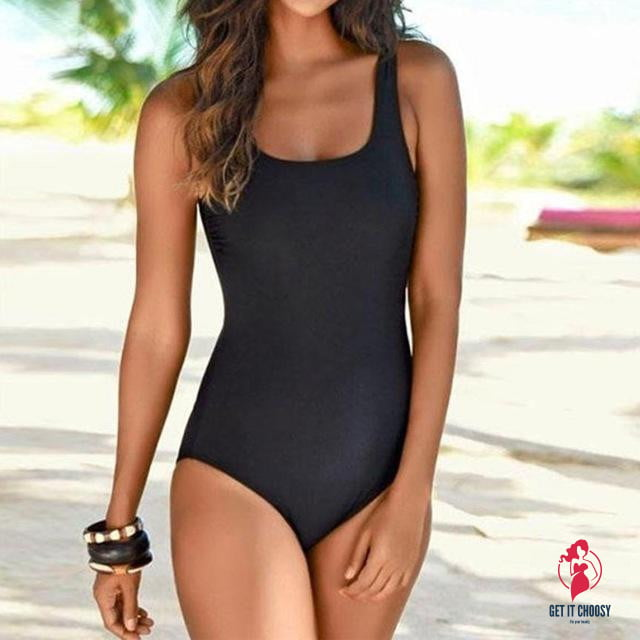 Charming Womens Swimming Beachwear Costume Padded by Getitchoosy