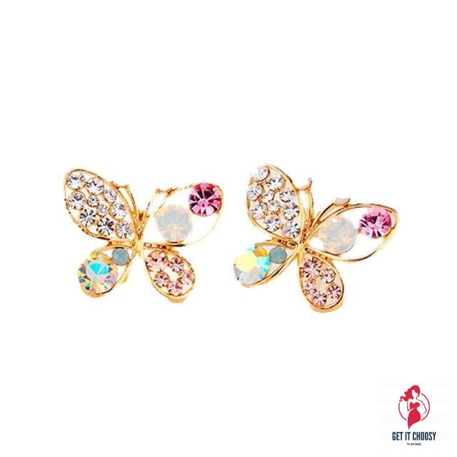 Classical Hollow Luxury Bright Colorful Cystal by Getitchoosy