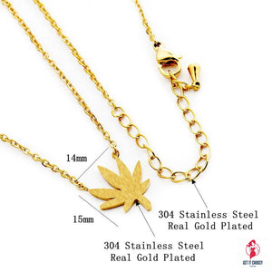 Dainty Stainless Steel Chain Gold Color Canada by Getitchoosy