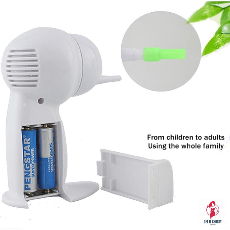 Ear Care Safe Electric Ear Cleaning Cleaner by Getitchoosy