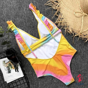 Fabulous Women Bikini Set Swimwear Push-Up Padded by Getitchoosy