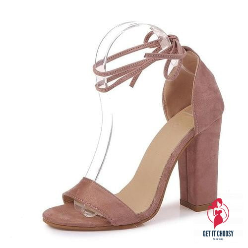 High Heels Shoes Women's Sandals by Getitchoosy