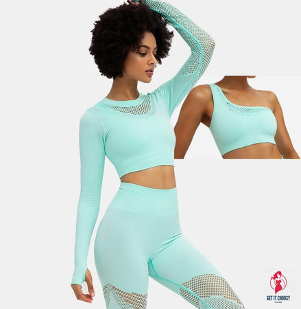Women Sports Sets Yoga Woman Suits