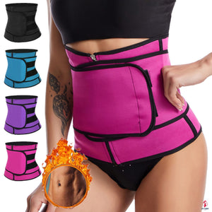 New Style Women's Body Sculptor Waist Shaping Device Neoprene Belly Band Waistband Slimming Waistband