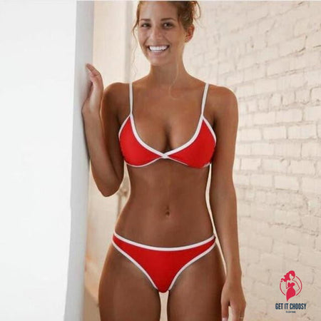High Quality Women Swimwear Beach Bikini Set by Getitchoosy