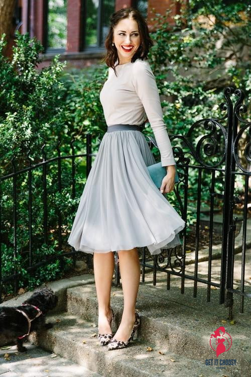 Sweet Pea Skirt by Getitchoosy