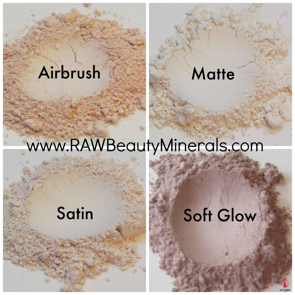 Vegan Finishing Veil Powder in Airbrushed by Getitchoosy