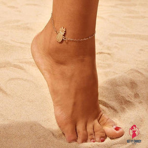 NICE Chain Pineapple Anklet Bracelets Jewelry by Getitchoosy
