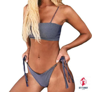 New Arrival Women Push-Up Padded Bra Beach Bikini by Getitchoosy