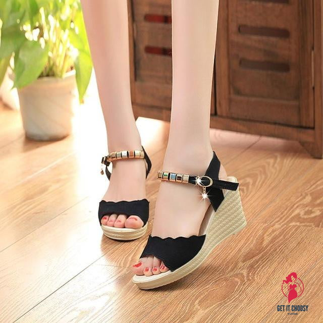 Summer Fashion High Heels Sandals by Getitchoosy