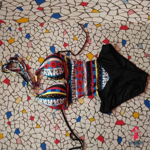 Women Swimming Suit Newest Bikini Printed by Getitchoosy