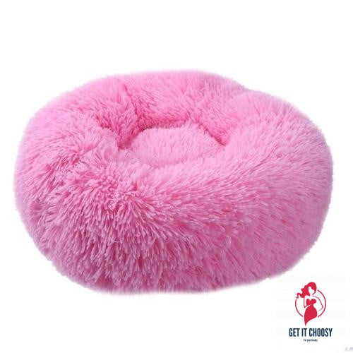 Plush Washable Pet Bed by Getitchoosy