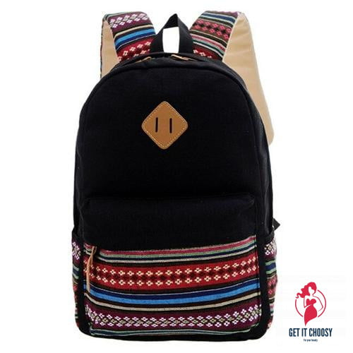 Backpack Women School Bags for Teenagers Boys by Getitchoosy