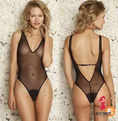 Mesh sexy lingerie - Get It Choosy