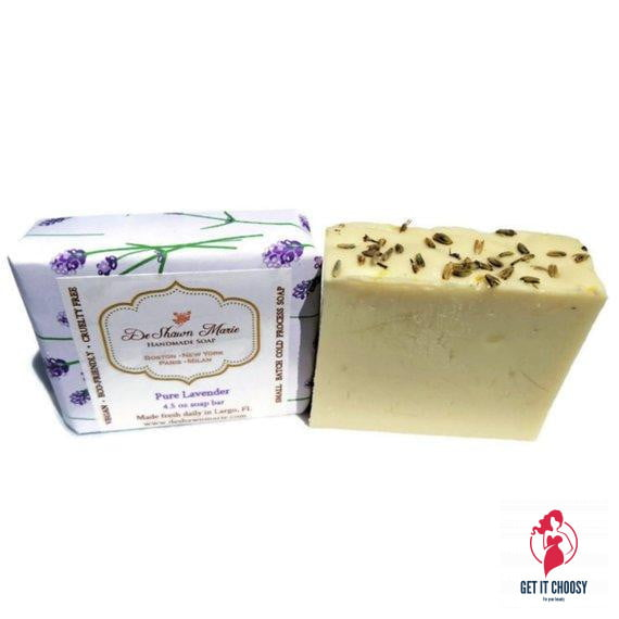 Pure Lavender Soap by Getitchoosy