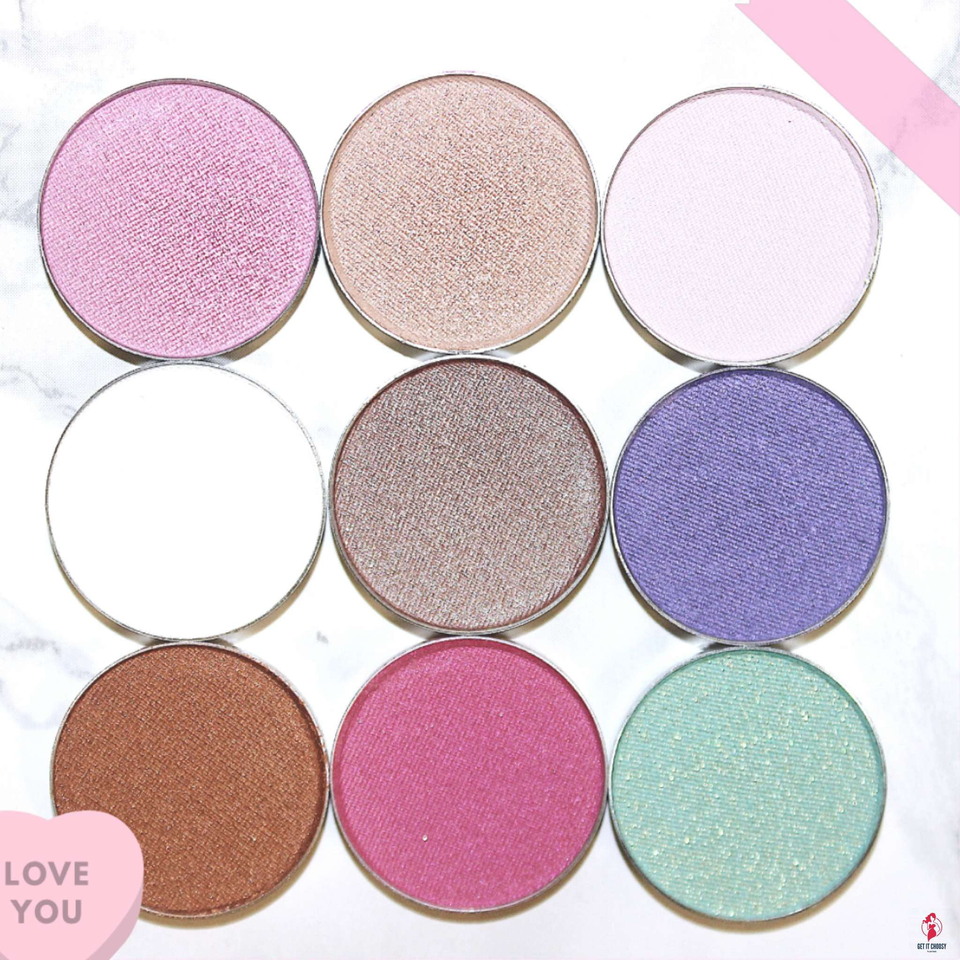 Love You Palette LIMITED EDITION by Getitchoosy