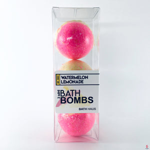 Watermelon Lemonade Bath Bomb 3 Pack by Getitchoosy