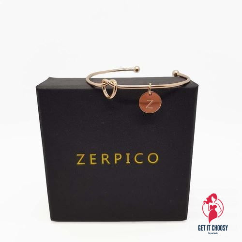 Zerpico - Knot Bangle by Getitchoosy