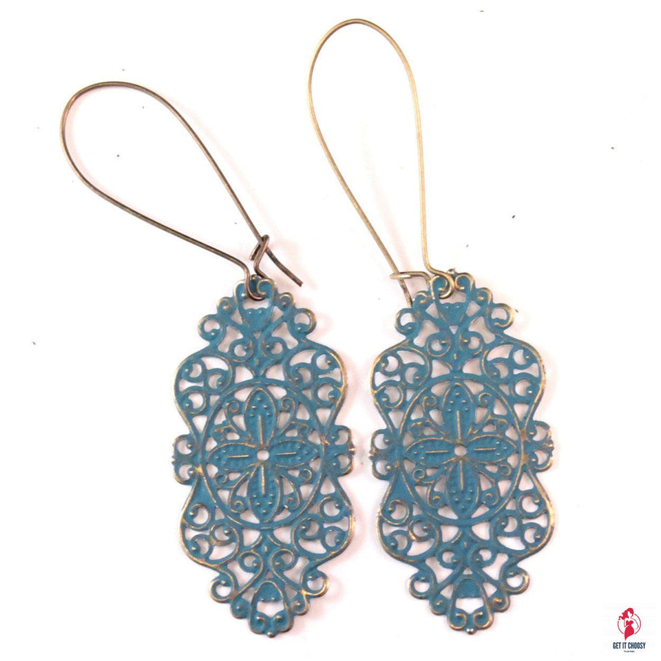 Loverly Earrings by Getitchoosy