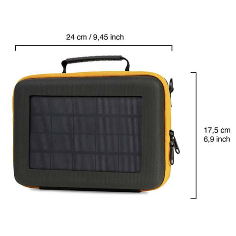 SunnyBAG Action Solar Case Maße
