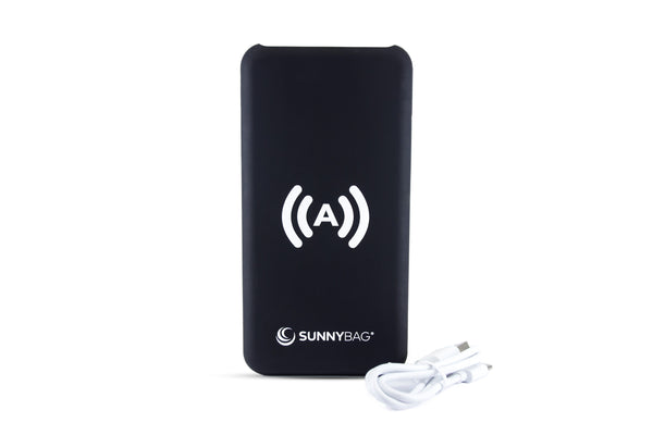 POWERPACK 10.000 mit Autostart Wireless Charging - SunnyBAG GmbH