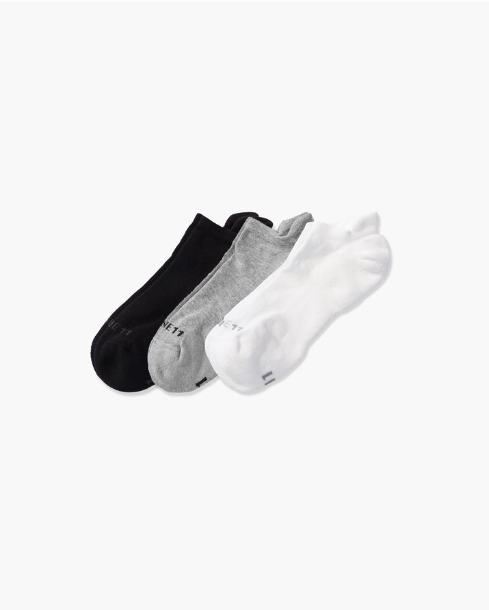 mens ankle sock in a 3 mix pack